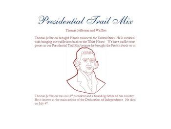 Presidential Trail Mix