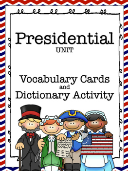 Presidential Unit Vocaburaly