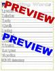 Presidential Worksheets : Vocabulary Spelling Journal & Fu