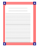 Presidential Writing Paper