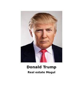 Presidential candidates pictures and names