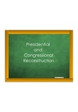 Presidential v. Congressional Reconstruction in South Carolina
