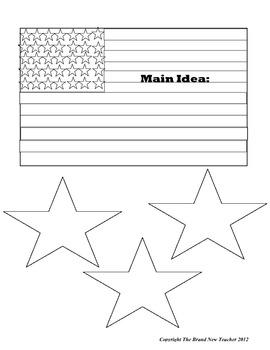 Presidential/Election Unit Main Idea Mobile