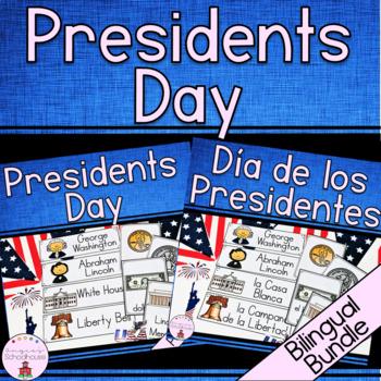 Presidents Bilingual Bundle