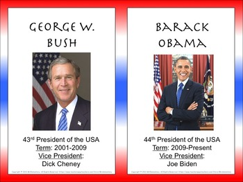 Presidents PowerPoint