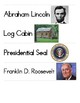 Presidents & American Symbols - Word & Picture Cards