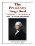 The Presidents Bingo Book (Through President Biden)