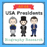 DIY Presidents Biography Research Project, Government, His