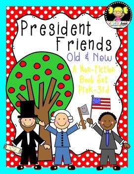 Presidents {Book Set}
