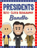 Presidents Booklet Bundle