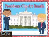 Presidents Bundle Clip Art