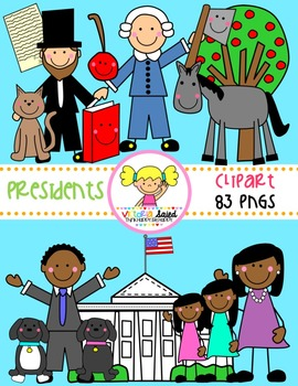 Presidents Clipart