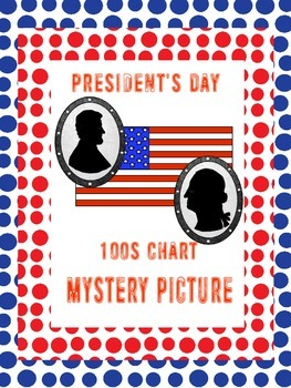 President's Day 100s Chart Mystery Picture