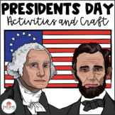 Presidents Day Activities and Crafts