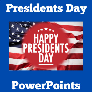 Presidents Day Activities   Presidents Day PowerPoints
