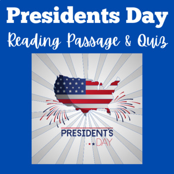 Presidents Day Activity