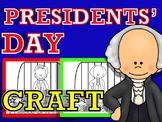 Presidents Day Craft