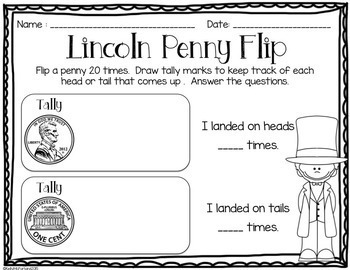 Presidents' Day {Flip Book and Activities}
