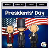 Celebrate American Presidents BUNDLE with Lincoln, Washing