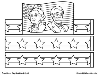 Presidents Day Craft Activity