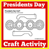 President's Day Craft | President's Day Activity