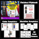 Presidents' Day Activities BUNDLE (Lincoln and Washington Research Flipbooks)