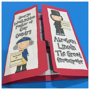 Presidents' Day Book Companion Bundle