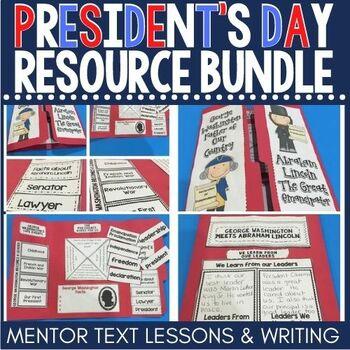 Presidents' Day Book Bundle