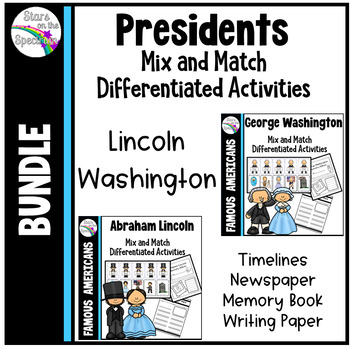 Presidents Day Lincoln and Washington