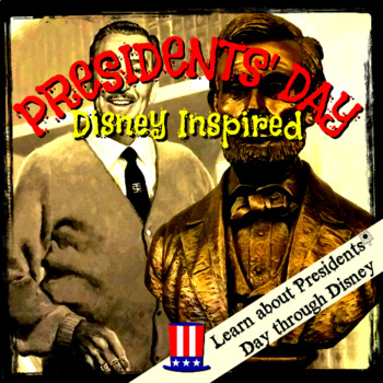 Disney Inspired - Presidents' Day
