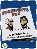 Presidents' Day Mini Book - A Birthday Tale
