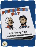 Presidents' Day Mini Book - A Birthday Tale