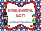 President's Day! A Kindergarten Unit Aligned to CCSS