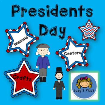 Presidents Day Abe Lincoln and George Washington