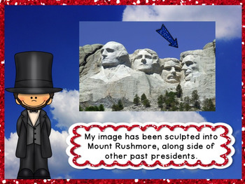 Presidents' Day- Abraham Lincoln PowerPoint