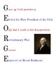 Presidents' Day Acrostic Poems
