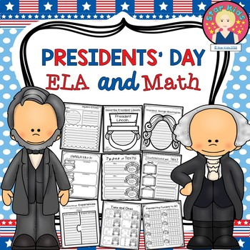 Presidents' Day Activities