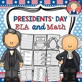Presidents' Day Activities for At Home Learning