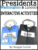 Presidents Day Activities George Washington Abraham Lincoln