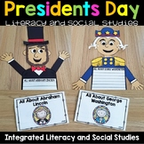 Presidents Day Activities - George Washington Abraham Linc