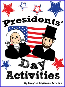 Presidents' Day Activities Packet