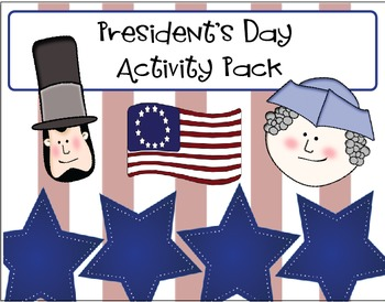 President's Day Activities and Printables