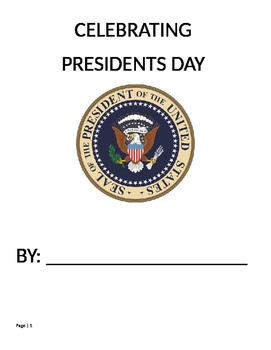 Presidents' Day Activity