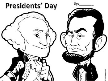 Presidents' Day Activity