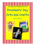 Presidents' Day Activity Art Craft Fun Easy Cheap Kid Friendly