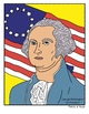Presidents' Day Activity- Coloring Pages