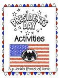 President's Day Activity Pack for Upper Grades