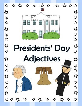 Presidents' Day Adjectives