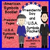 Patriotism America United States Symbols Patriotic Unit  Worksheets