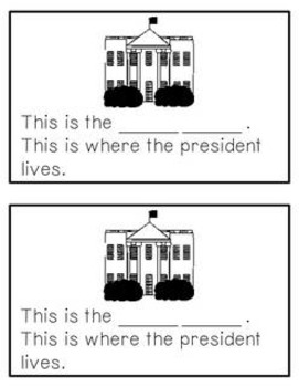 Presidents Day: An Easy Reader with Differentiated Word Work